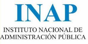 INSTITUTO NACIONAL DE ADMINISTRACIONES PÚBLICAS (INAP)