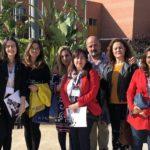 Las representantes de Lenguaje Claro de Chile y de Argentina visitan el Instituto Lectura Fácil