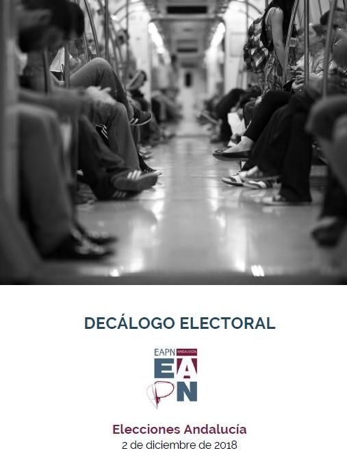 Lectura Fácil, Lenguaje Claro y Señalización comprensible y accesible entre las principales reivindicaciones del sector social de Andalucía ante las próximas elecciones autonómicas.