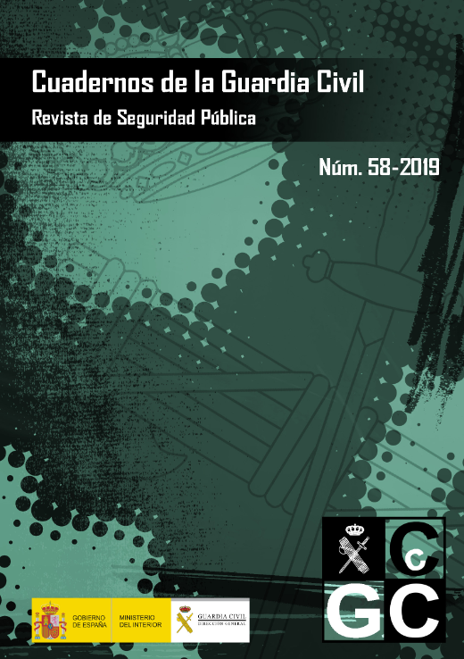 Cuadernos de la Guardia Civil. Revista de Seguridad Pública