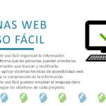 Las páginas web de uso fácil
