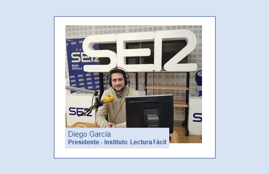 """Diego García: """"Si no entendemos lo que dice la Administración no podemos ejercer nuestros derechos."""""""